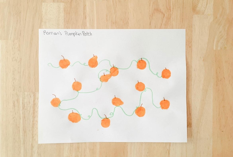 pumpkin patch craft (1)