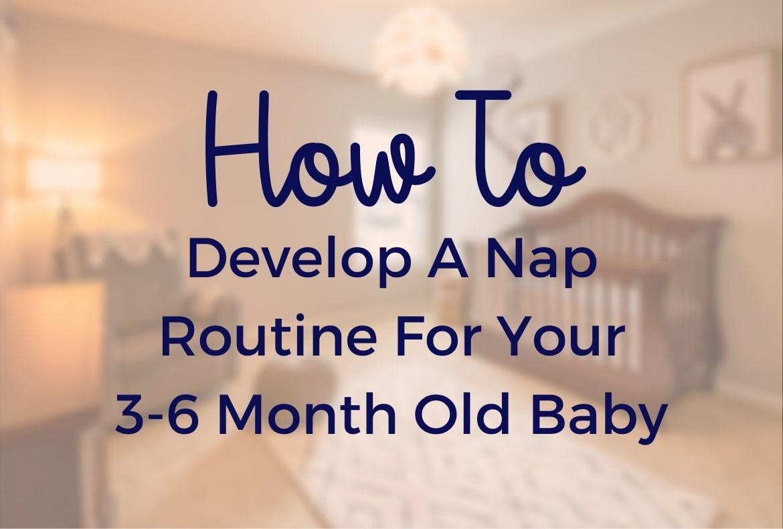 nap routine